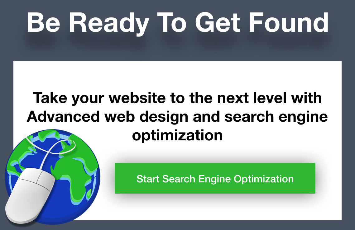 Advanced web Design and SEO Services, Be Ready To Be Found